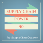 Supply Chain Power 50 Badge